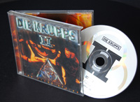 Die Krupps - The Final Option Cover